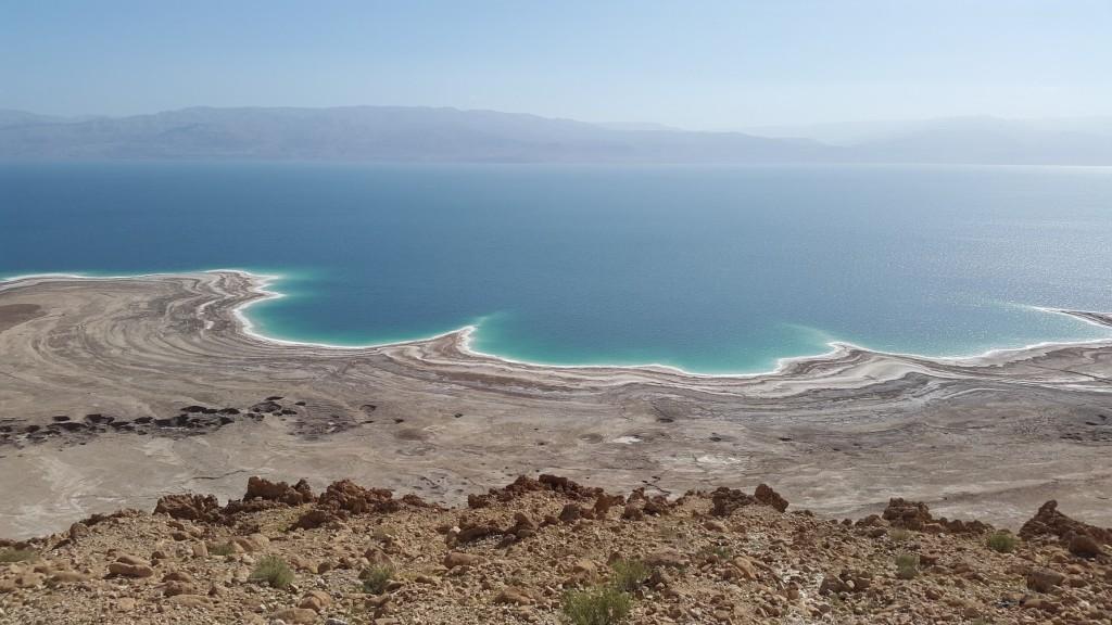Мертвое море, юг Израиля, путешествие по Израилю